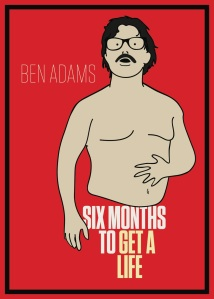 six months to get a life03-02 fat bloke cover