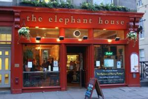 Elephant house coffee shop