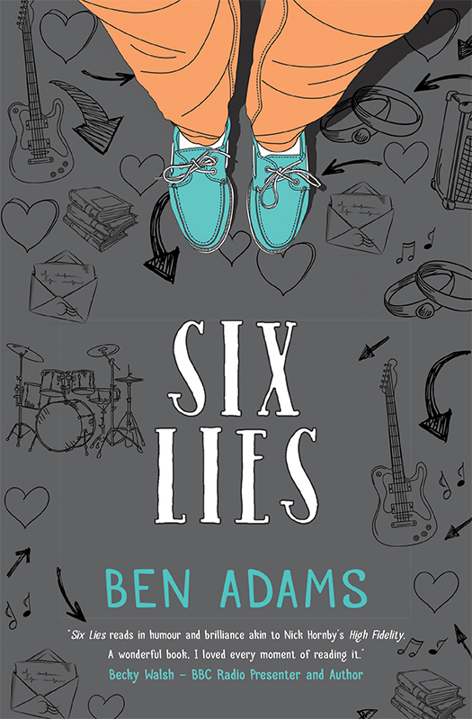 six lies cover for pc w endorse
