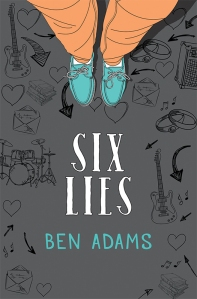 Six Lies cover screen